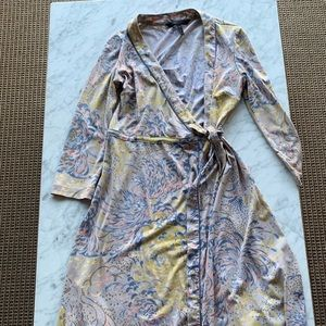 BCBGMaxAzria Dresses - Wrap Dress, BCBG